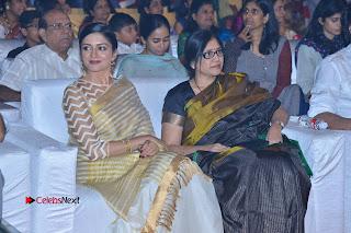 Actress Vimala Raman Stills in White Silk Saree at Om Namo Venkatesaya Audio Launch Event  0008.JPG