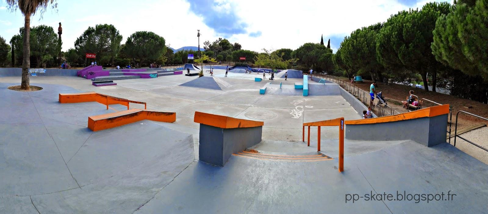 Skatepark Hyères