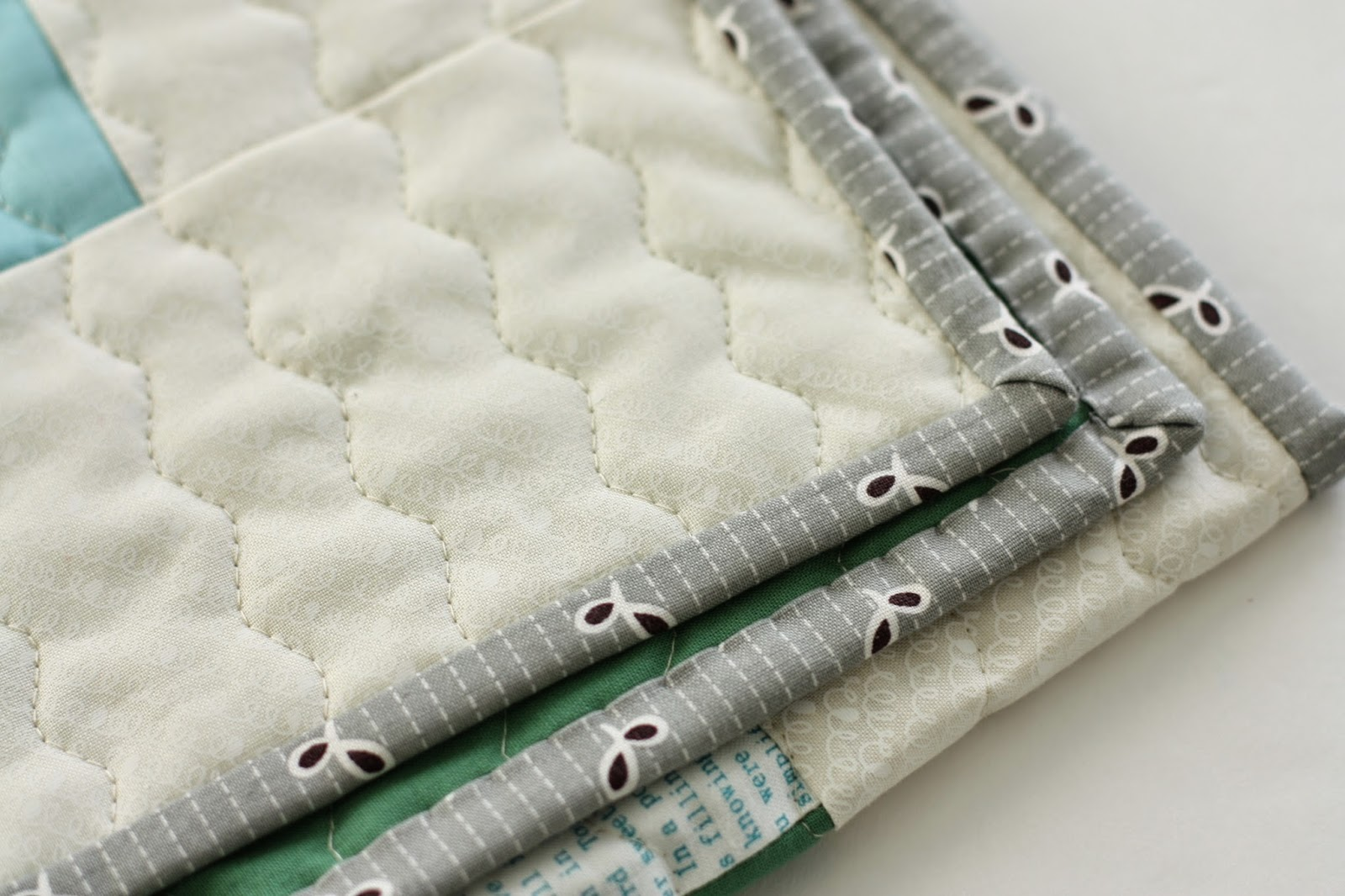 Quilting and Binding a quilt tutorials