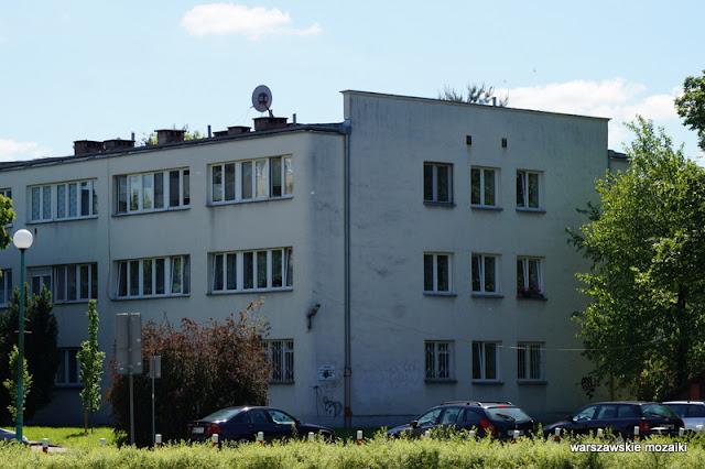 architektura Warszawa Warsaw Ochota osiedle miasto ogród Helena i Szymon Syrkus modernizm