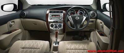 Desain Interior dan Eksterior Nissan Grand Livina
