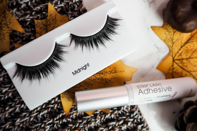 Kiss couture false lashes in Midnight review
