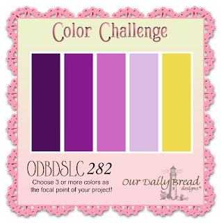 our daily bread designs color challenge palette