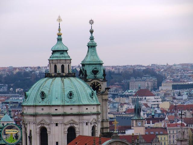 O poveste de iarnă - Praga, Republica Cehă -