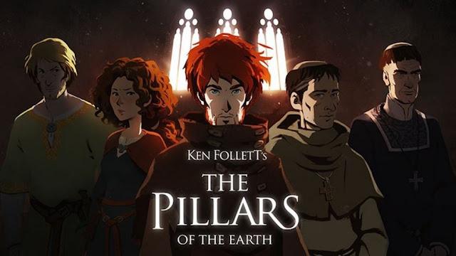 Trailer de lanzamiento del videojuego de Los Pilares de la Tierra