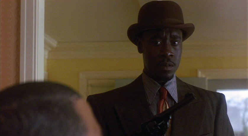 In Character Don Cheadle And So It Begins