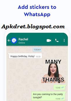 Sticker ly Sticker Maker for WhatsApp v1 0 1 | Apkdret