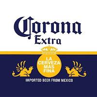 Cerveja Corona Extra Vetor Rotulo