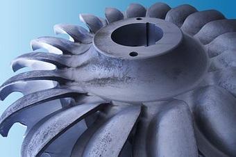 Impulse Turbine जिसमे Liquid की Pressure Energy को Kinetic energy यानि की गतिज ऊर्जा में Convert किया जाता है