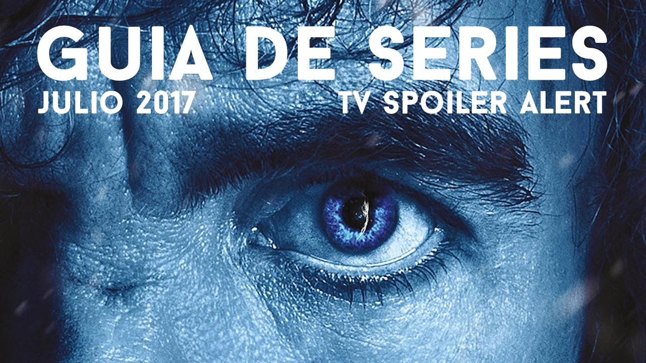 Series Julio 2017