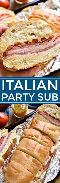 ITALIAN PARTY SUB