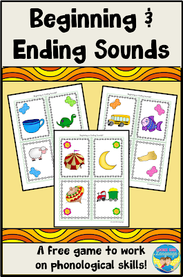 Help your children develop pre-reading skills with this free, fun game from Looks Like Language!