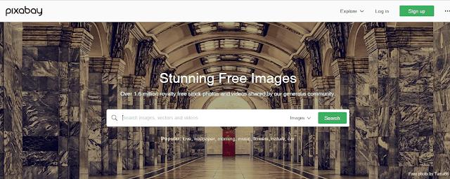 موقع لتحميل الصور بدون حقوق طبع ونشر ،موقع مجانى لتحميل الصور