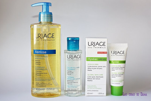 Uriage Beauty Breakfast dermocosmetica farmacia belleza facial corporal
