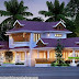 2230 sq-ft 4 BHK Kerala traditional home