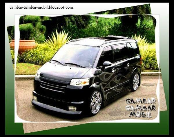 Gambar mobil apv  Gambar Gambar Mobil