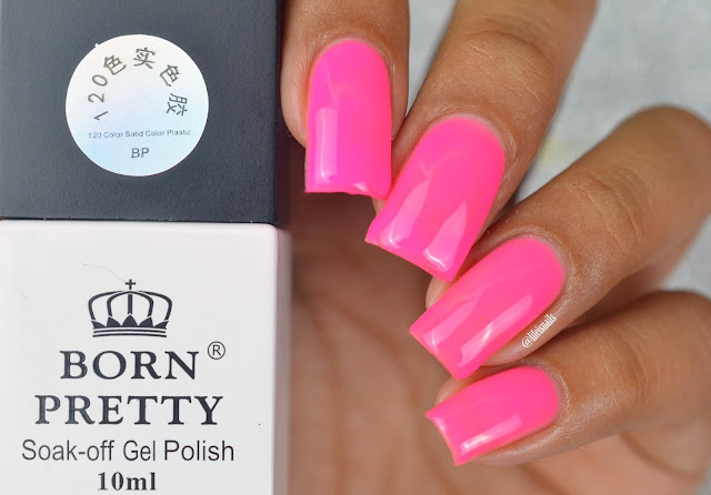 BPS Gel Polish 51