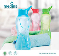 Dusdusan Neon Sports Bottle Set (Set of 3) ANDHIMIND