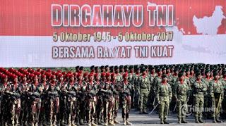 Ternyata Sebelum Menjadi TNI, Sempat 9 Kali Berganti Nama, Inilah Sejarahnya