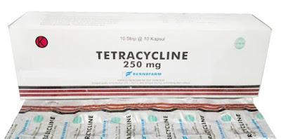 Harga Tetracycline cap Terbaru 2017