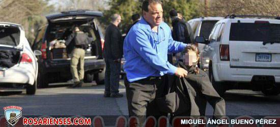 Stati Uniti, orrore in una scuola elementare Un folle uccide 26 persone : 20 sono bambini | Rosarienses, Villa del Rosario