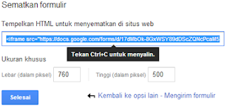 Get HTML