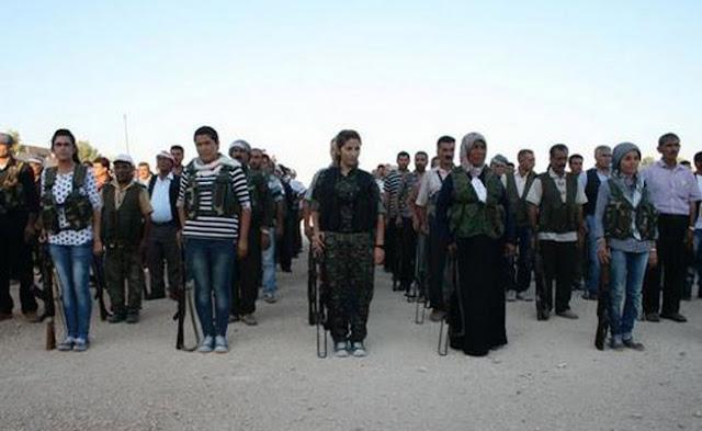 Esta ruda peleadora kurda ha matado 100 soldados de ISIS
