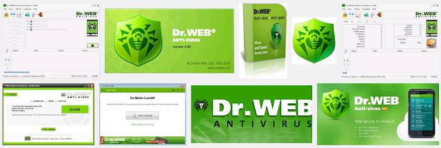 Dr.Web Antivirus 2019 Serial Key Crack till 2021 {Latest!}