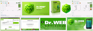 Dr.Web Pro Antivirus 2021 License Key Crack Free Download
