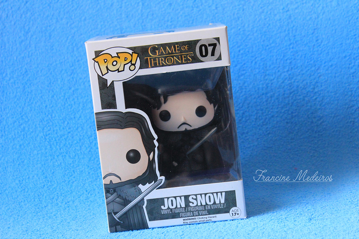 funko pop jon snow got day by day. Black Bedroom Furniture Sets. Home Design Ideas