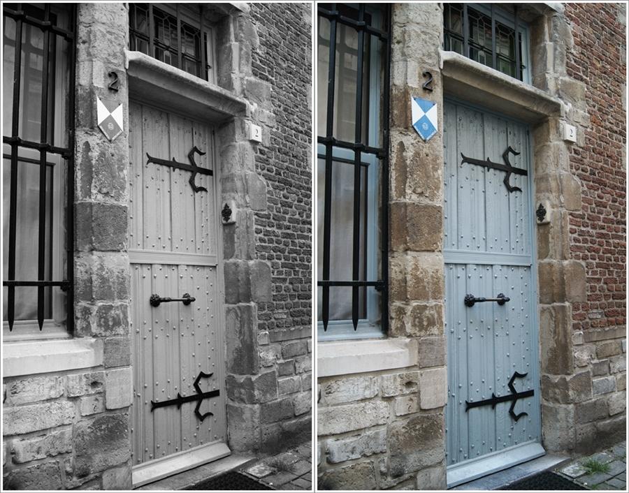 fim.works | Fotografie. Leben. Wohnen. SchwarzWeissBlick No 31 | Türen in Antwerpen