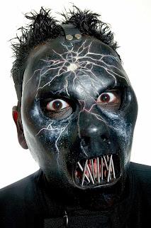 美國金屬樂團 Slipknot —       每一個面具的明確歷史 55