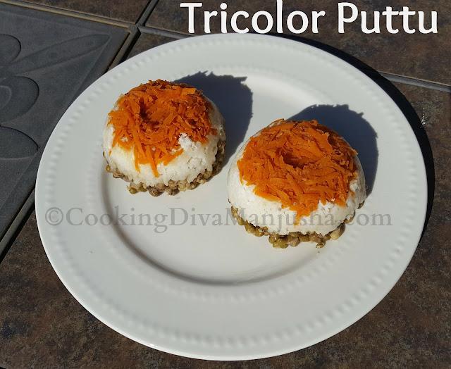 Republic-Day-India-Tricolor-puttu-recipe
