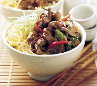 hoisin beef stir-fry recipe
