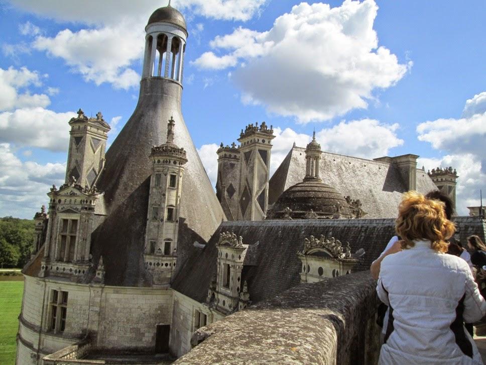 Excursie Paris - Coasta de Azur: ziua 7, castelele de pe valea Loarei