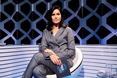 Débora Bergamasco (Crédito: Lourival Ribeiro/SBT)