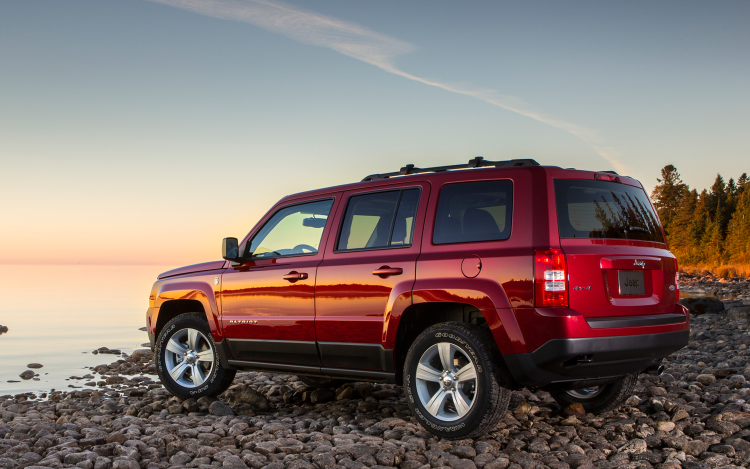 Jeep 4x4 2017 >> Nancys Car Designs: 2014 Jeep Patriot