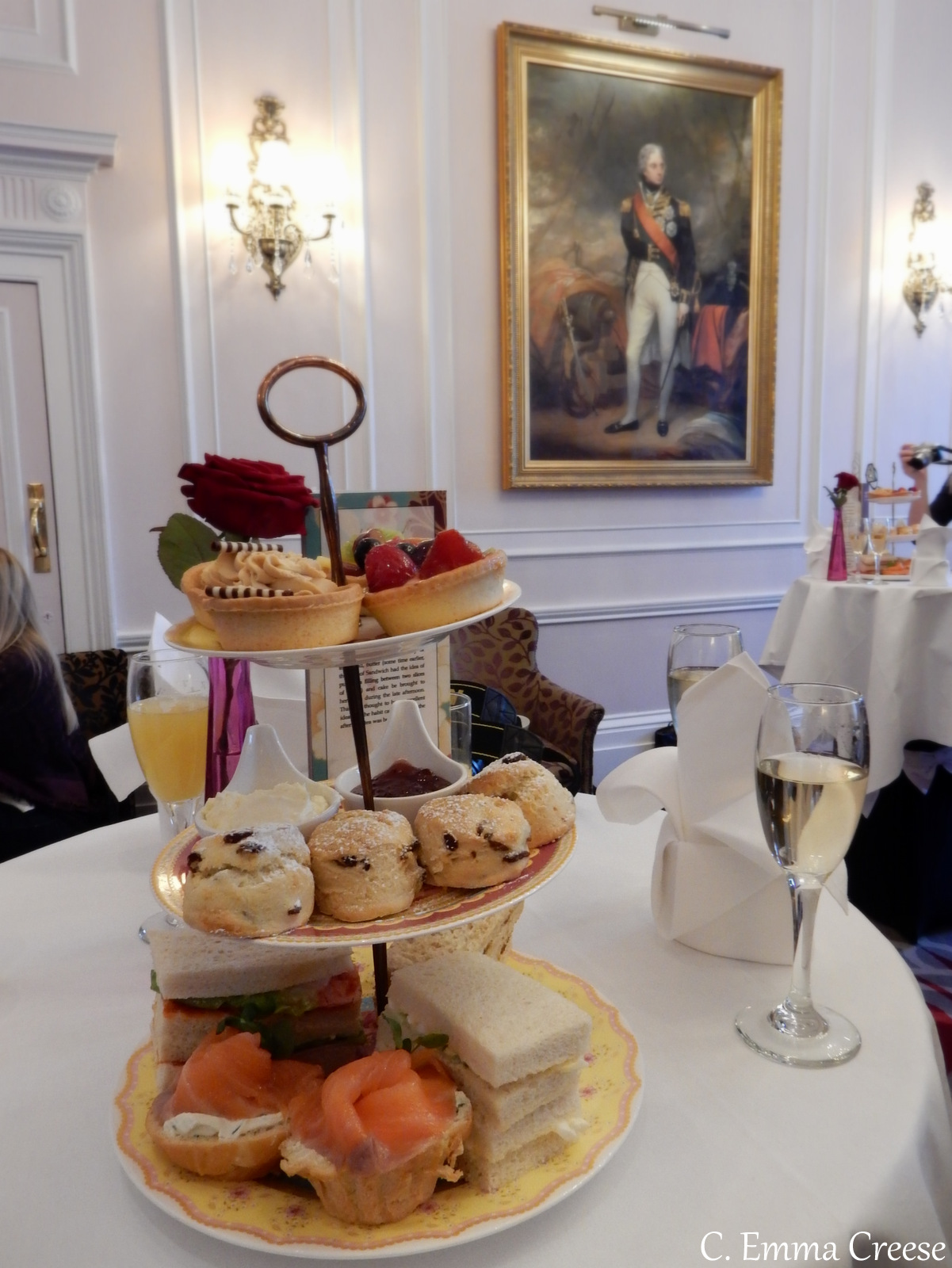 Charing Cross Hotel Afternoon Tea London Adventures of a London Kiwi