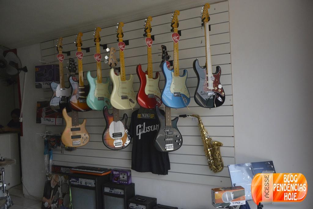 conheça as novas instalações da loja essencial music instrumentos