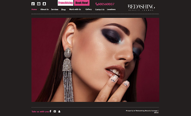 Complete beauty salon in Dubai