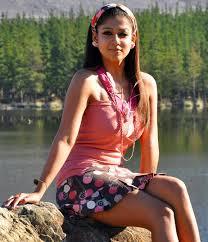 Woman in Kangersuatsiaq