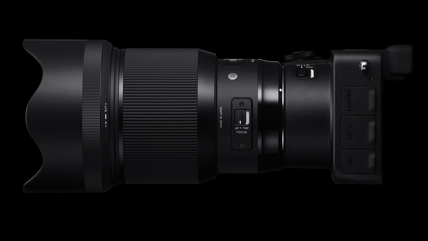 Объектив Обзор Sigma 85mm f/1.4 Art на камере Sigma sd Quattro