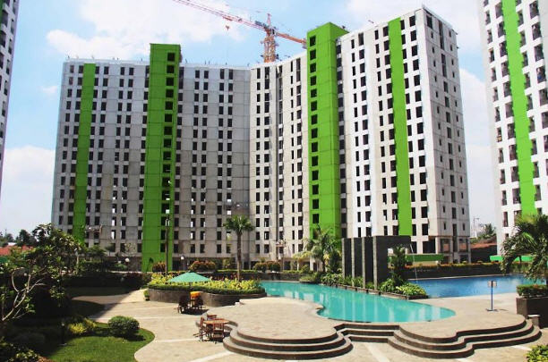 Apartemen Greenlake View