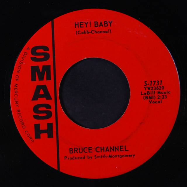 Hey! Baby. Bruce Channel