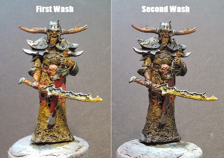 HOBBY: Painting with Washes! - Bell of Lost Souls