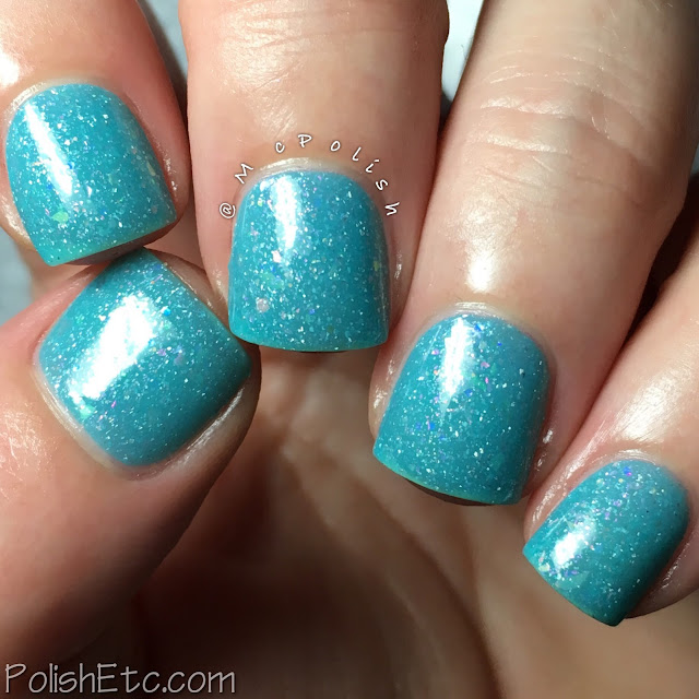 Pahlish - 12 Days of Christmas Collection - McPolish - Tangled Tinsel