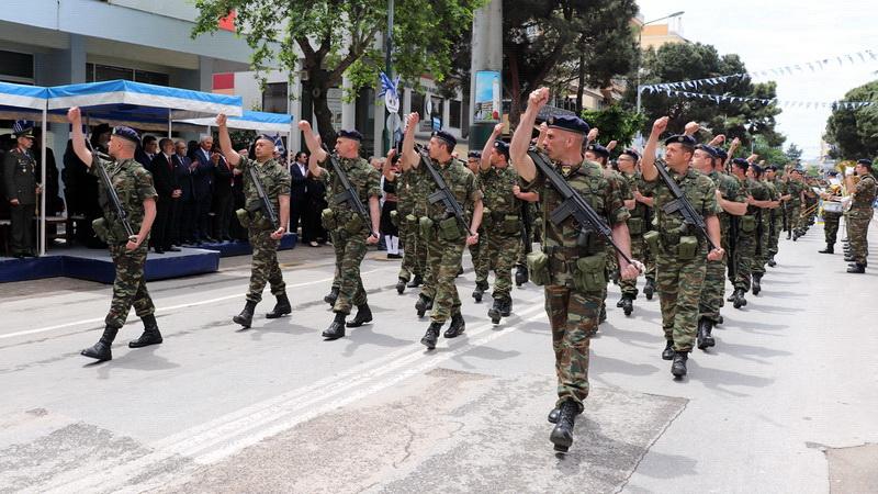 Φωτογραφίες και βίντεο από την παρέλαση της 14ης Μαΐου στην Αλεξανδρούπολη