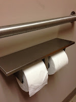 Dual Toilet Dispenser