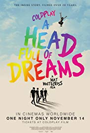 Watch Coldplay: A Head Full of Dreams Online Free 2018 Putlocker
