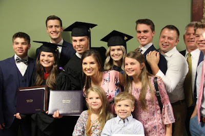 Bringing Up Bates college graduation